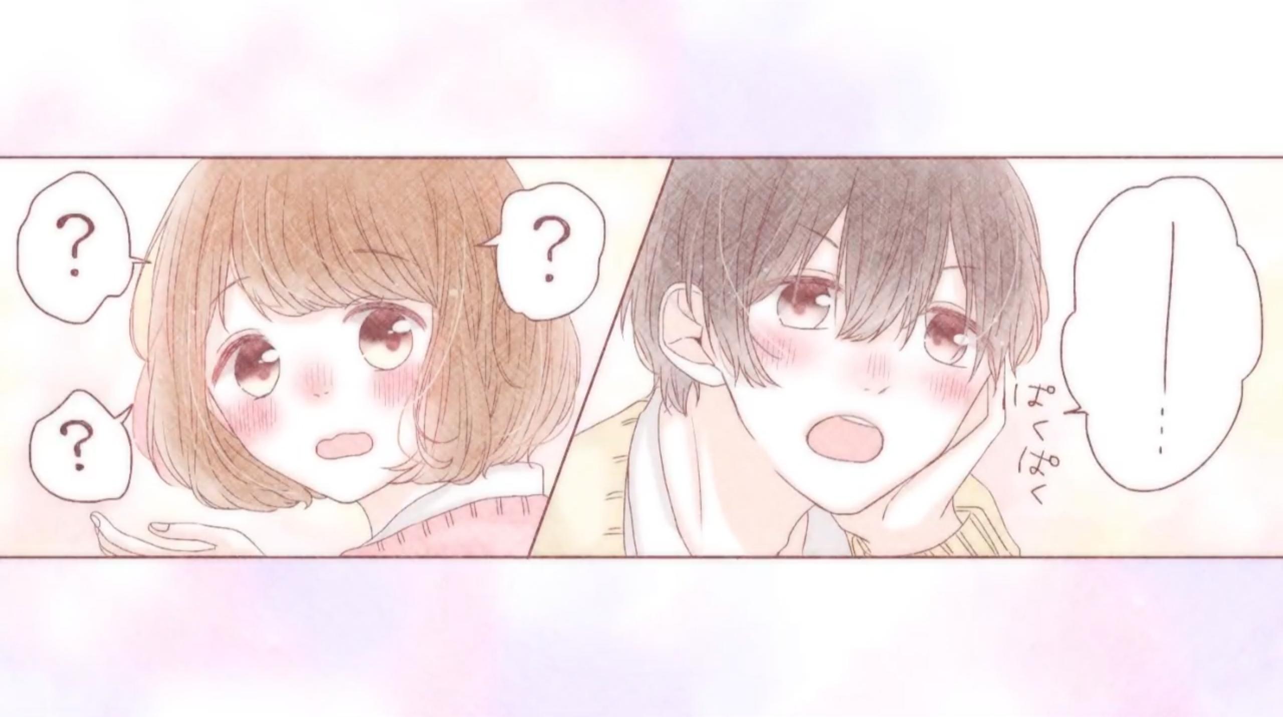 whiteeeen胸きゅんマンガストーリー第2話「ヒミツのノート☆。.:*・゜」